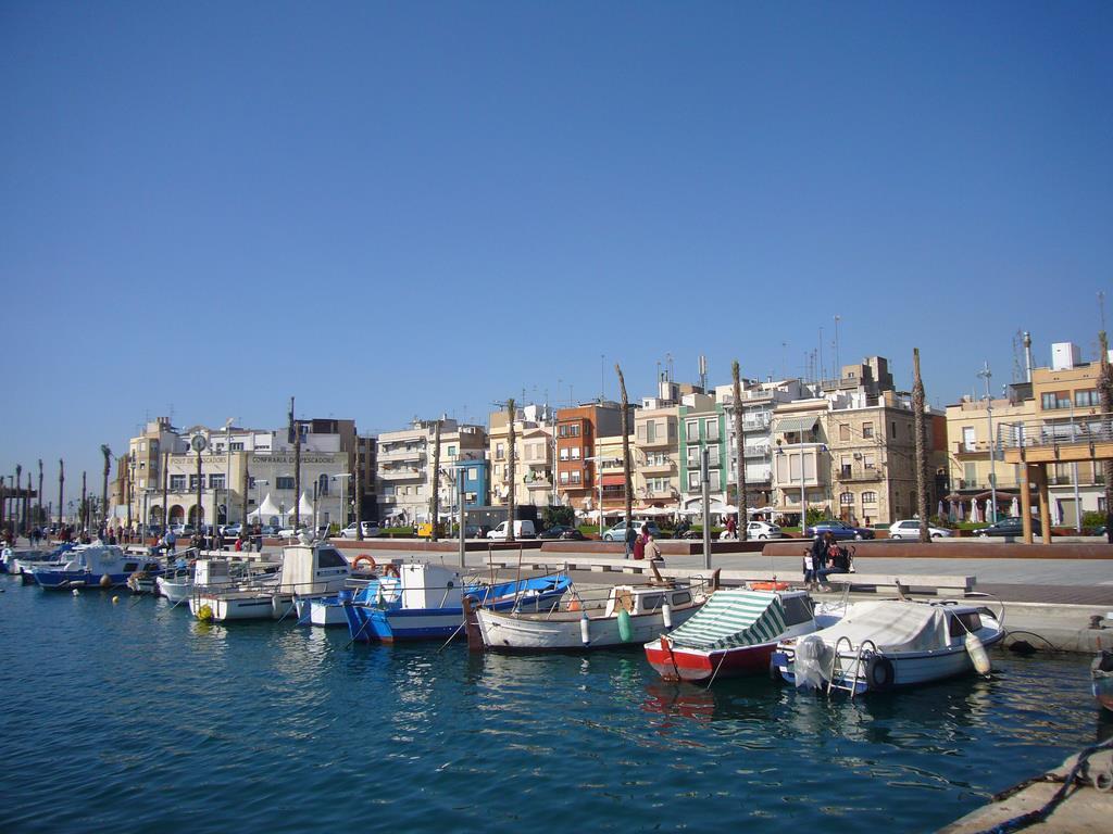 Barrio marinero El Serrallo Tarragona