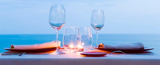 Cenas románticas en restaurante Varadero Tarragona