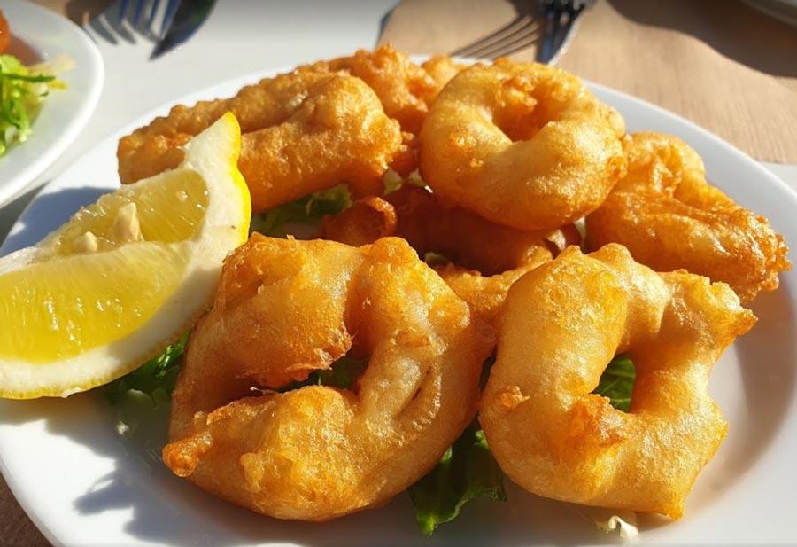 pescados mariscos